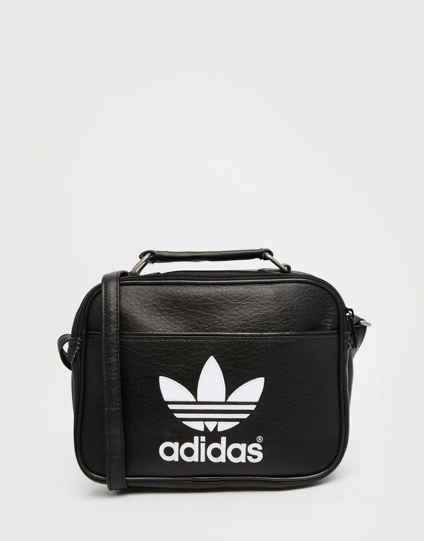 1c67a545790 adidas Originals Mini Airliner Flight Bag | Fashion and Style | Bags ...
