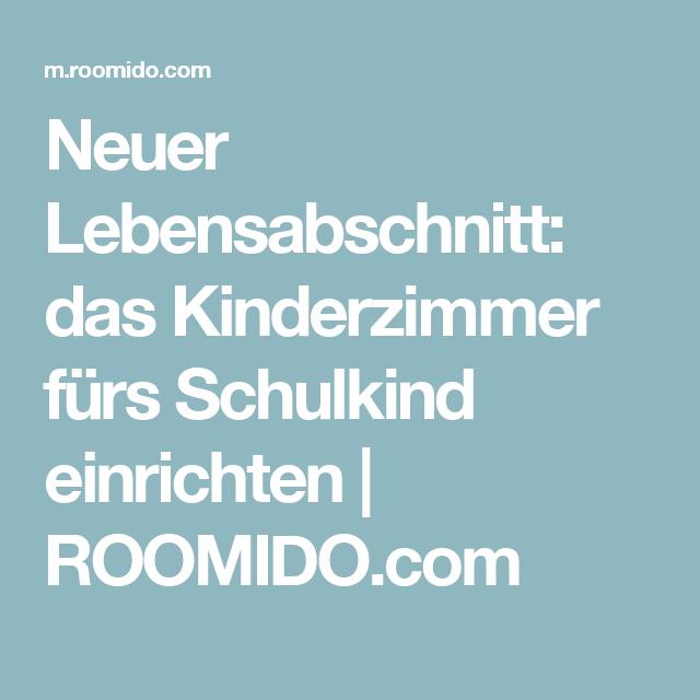 Kinderzimmer • Bilder & Ideen | Schulkinder, Kinderzimmer und ...