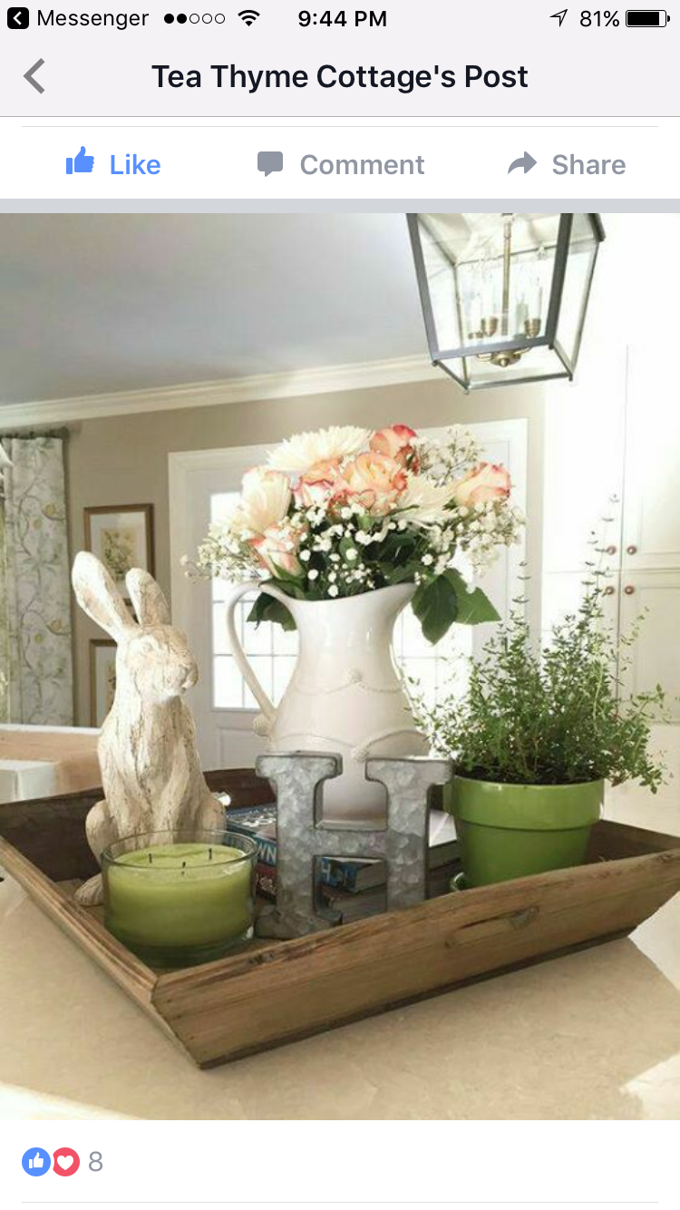 Pin By Patrice Nocerino On Easter Spring Easter Decor Spring Decor Spring Home Decor