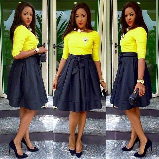 13 PICTURES: Charming Yellow Fashion Nova Dress In