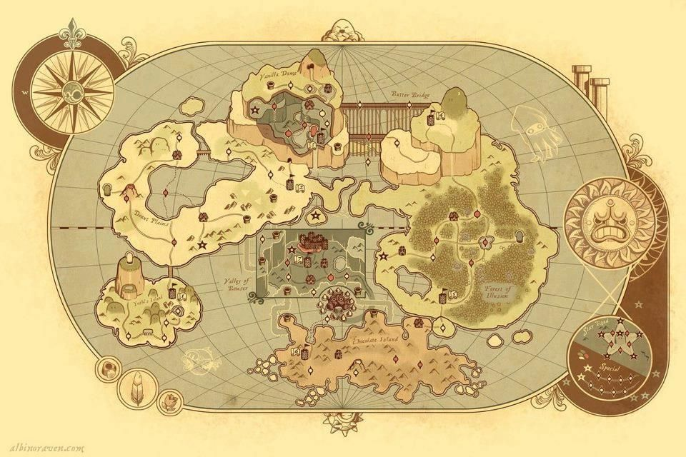 Mushroom Kingdom Map Sonic Fotos Mapas Infancia