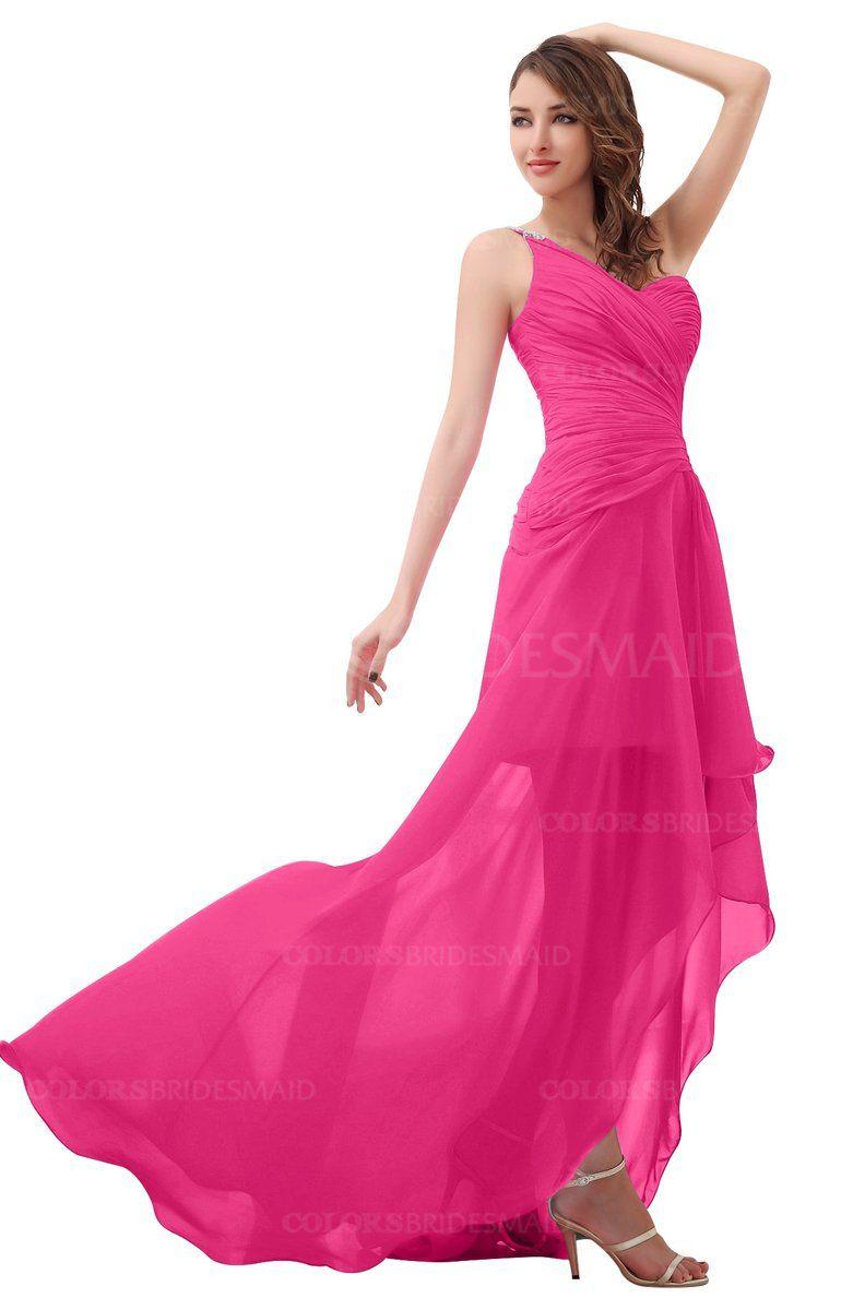 Guava wedding dresses  ColsBM Paige  Fandango Pink Bridesmaid Dresses  New wedding decor