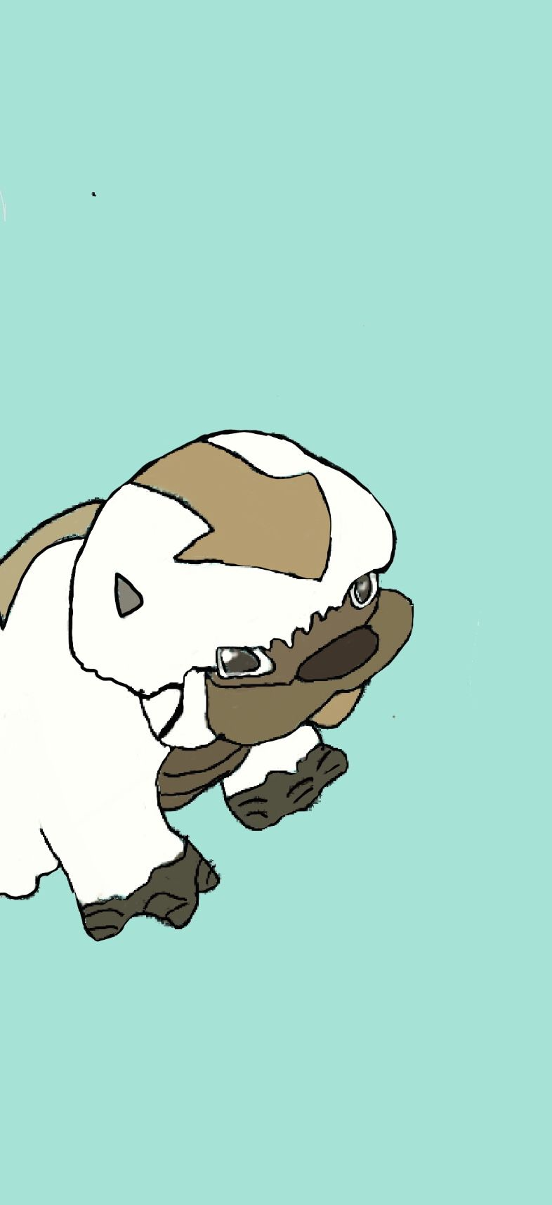 Appa Wallpaper In 2020 Avatar The Last Airbender Art Cute Wallpaper Backgrounds Cute Wallpapers