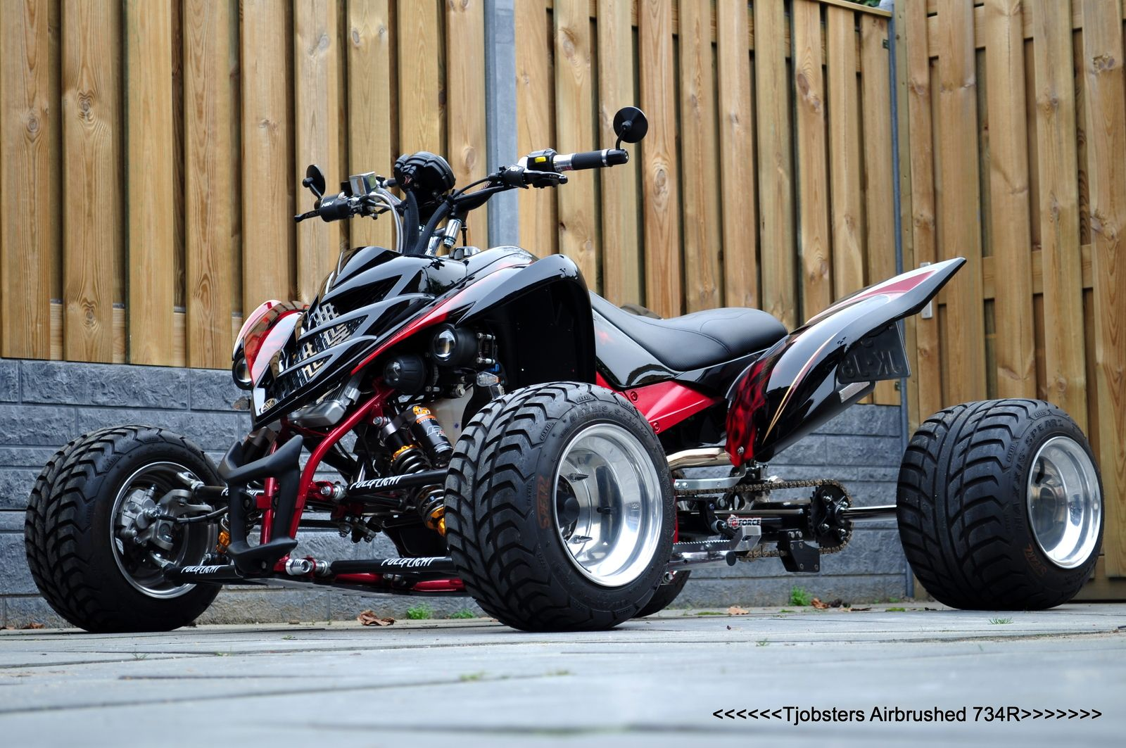 Yamaha Raptor Bikes 1 Yamaha Atv Atv Riding Quad Bike