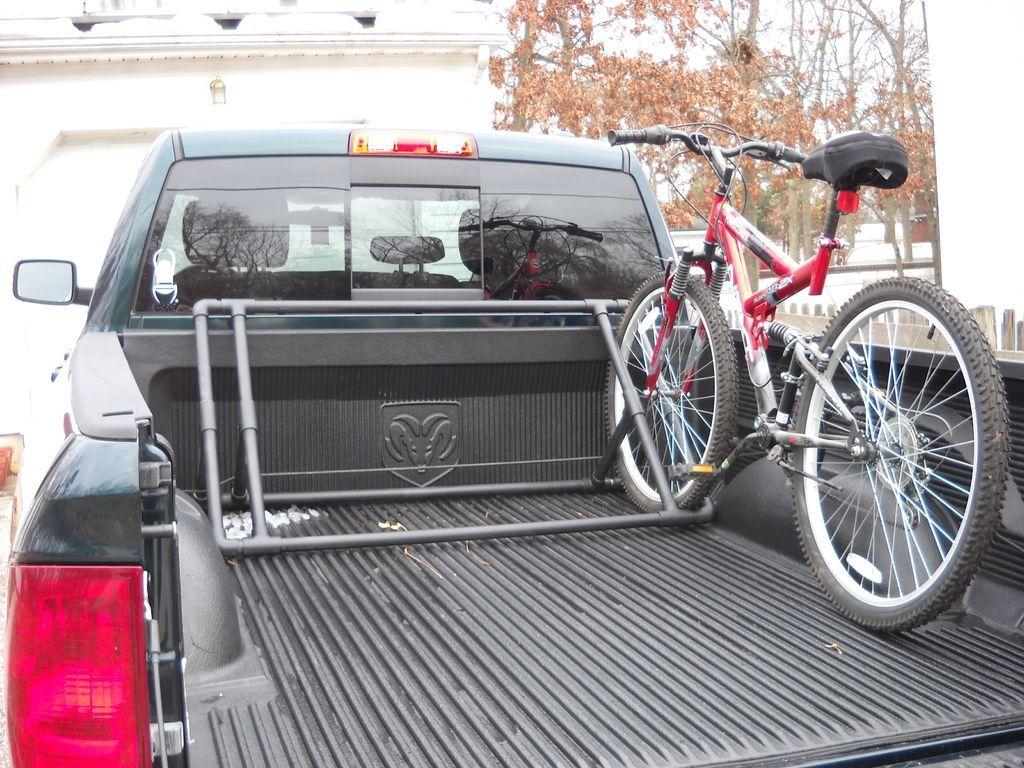 Pvc Truck Bed Bike Rack Camping Truck Bed Bike Rack
