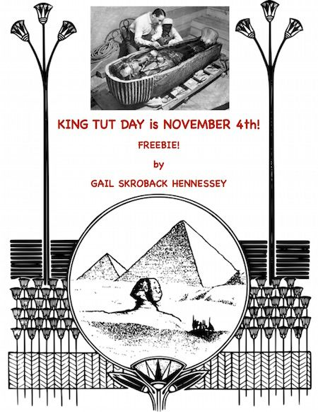 King TuT Day: November 4th (Interactive Notebook Activity