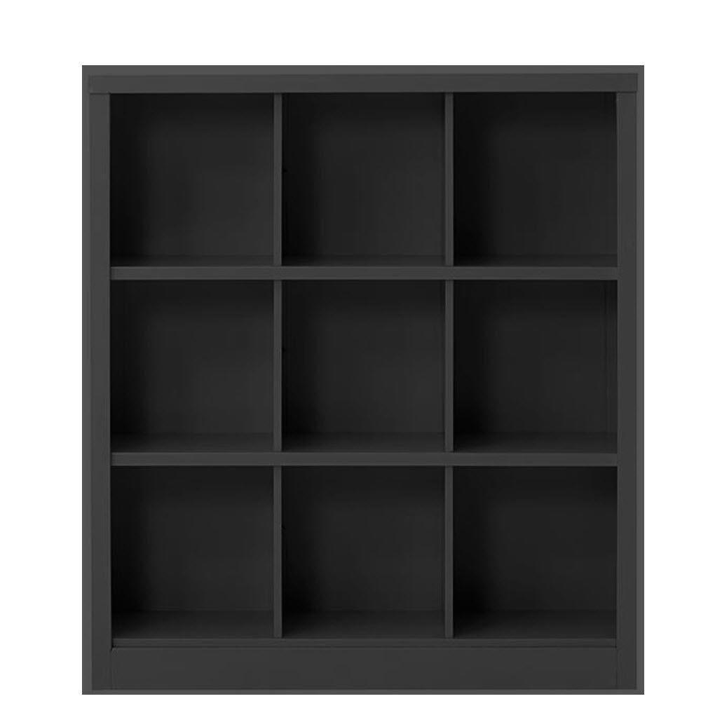 Lachlan 40 5 In X 46 In Black 9 Cube Storage Organizer Cube Storage Cube Storage Unit Cube Organizer
