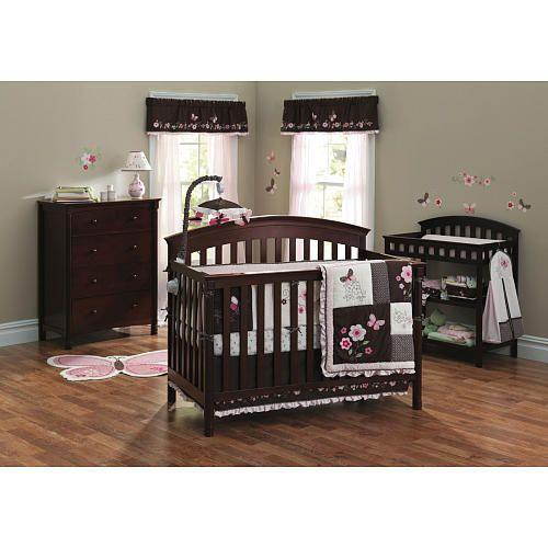 Carter S Manchester Lifetime Crib Dark Cherry Carters