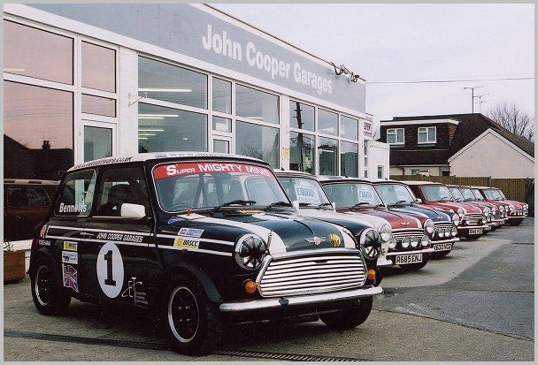 John Cooper Garages Mini Cooper John Cooper Cars Y Vehicles
