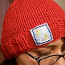 Life Aquatic Beanie #glovesmadefromsocks