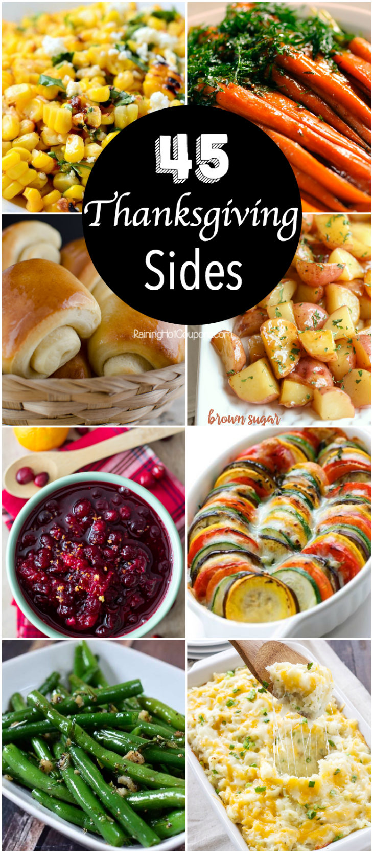 45 Thanksgiving Side Dishes Best thanksgiving side