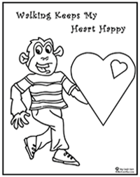Healthy Heart Coloring Pages In 2020 Heart Coloring Pages Cool Coloring Pages Coloring Pictures For Kids