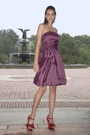 Another bridesmaid dress