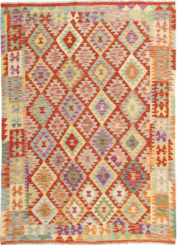 Kelim Afghan Old style-matto AXVA444