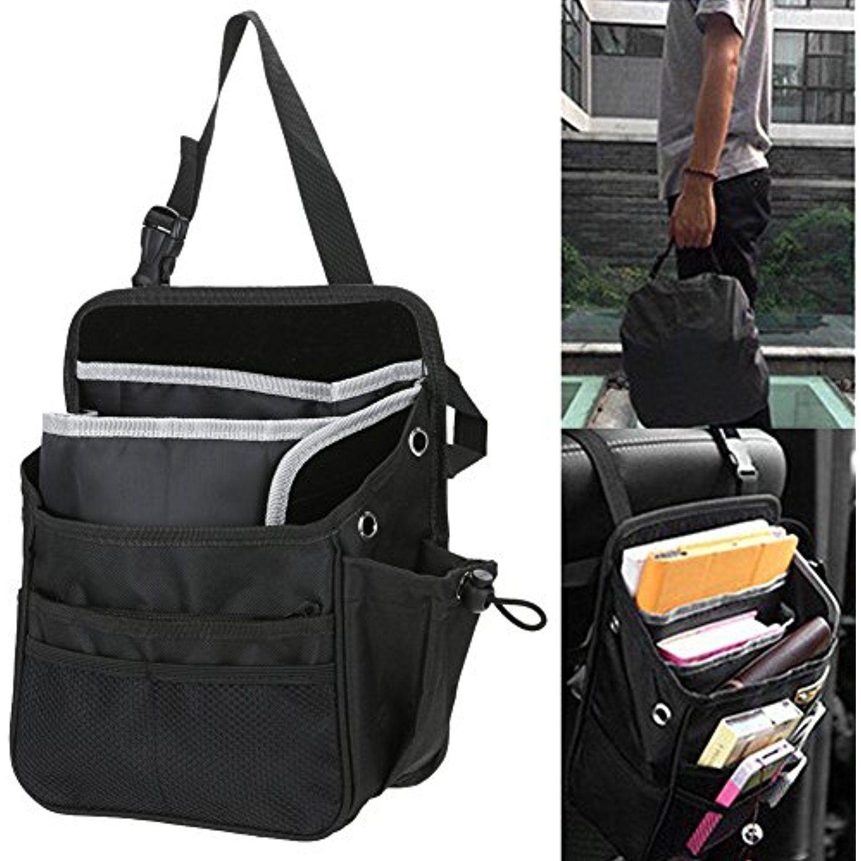 Multi Mesh Pocket Boot Back Seat Hanging Tidy Storage Bag Organiser Quality