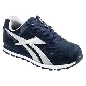 new concept 34713 7544d Reebok Leelap Steel Toe Work Shoes for Men - 7.5 W