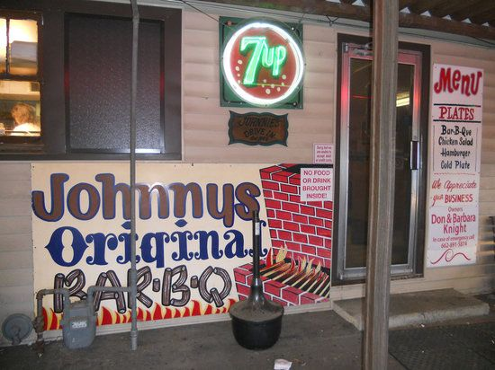 Elvis ate here in his youth. Tupelo, Mississippi (With