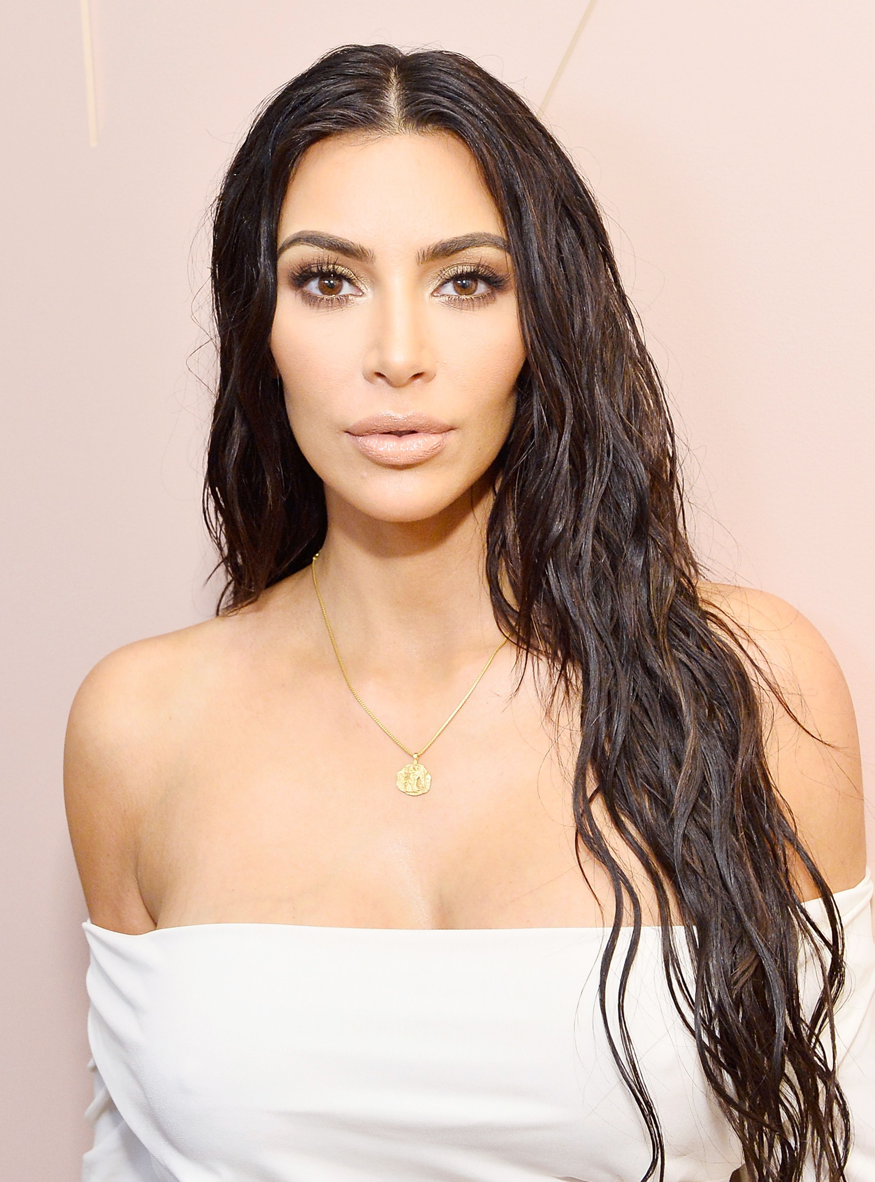 Watch Kim Kardashian's Beauty Routine: Four Eyeliners, Ombre Brows And Sleeping In Make-Up video