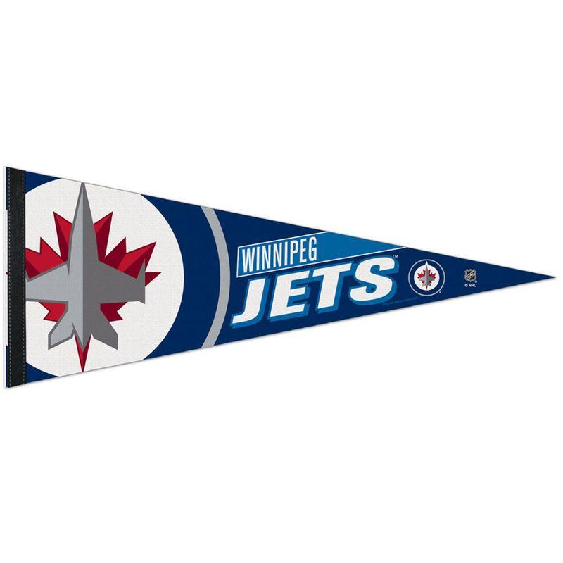 Winnipeg Jets NHL Car Flag