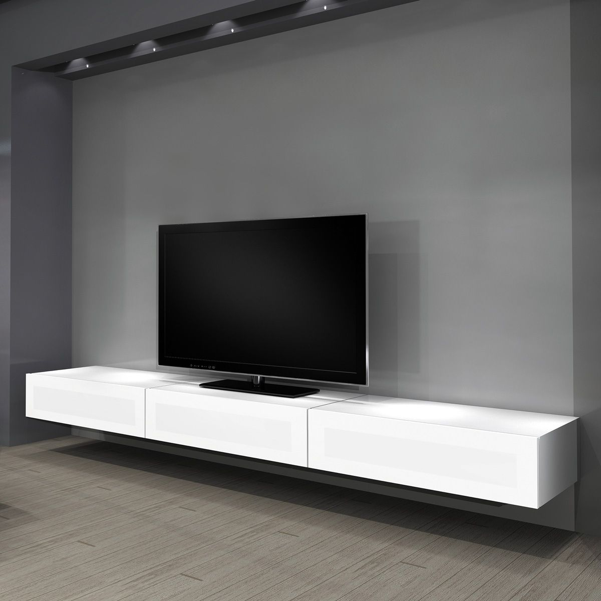 White Tv Cabinets Floating Tv Stand White Tv Cabinet