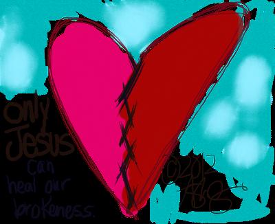 broken-heart.png | He Heals the Brokenhearted | Pinterest
