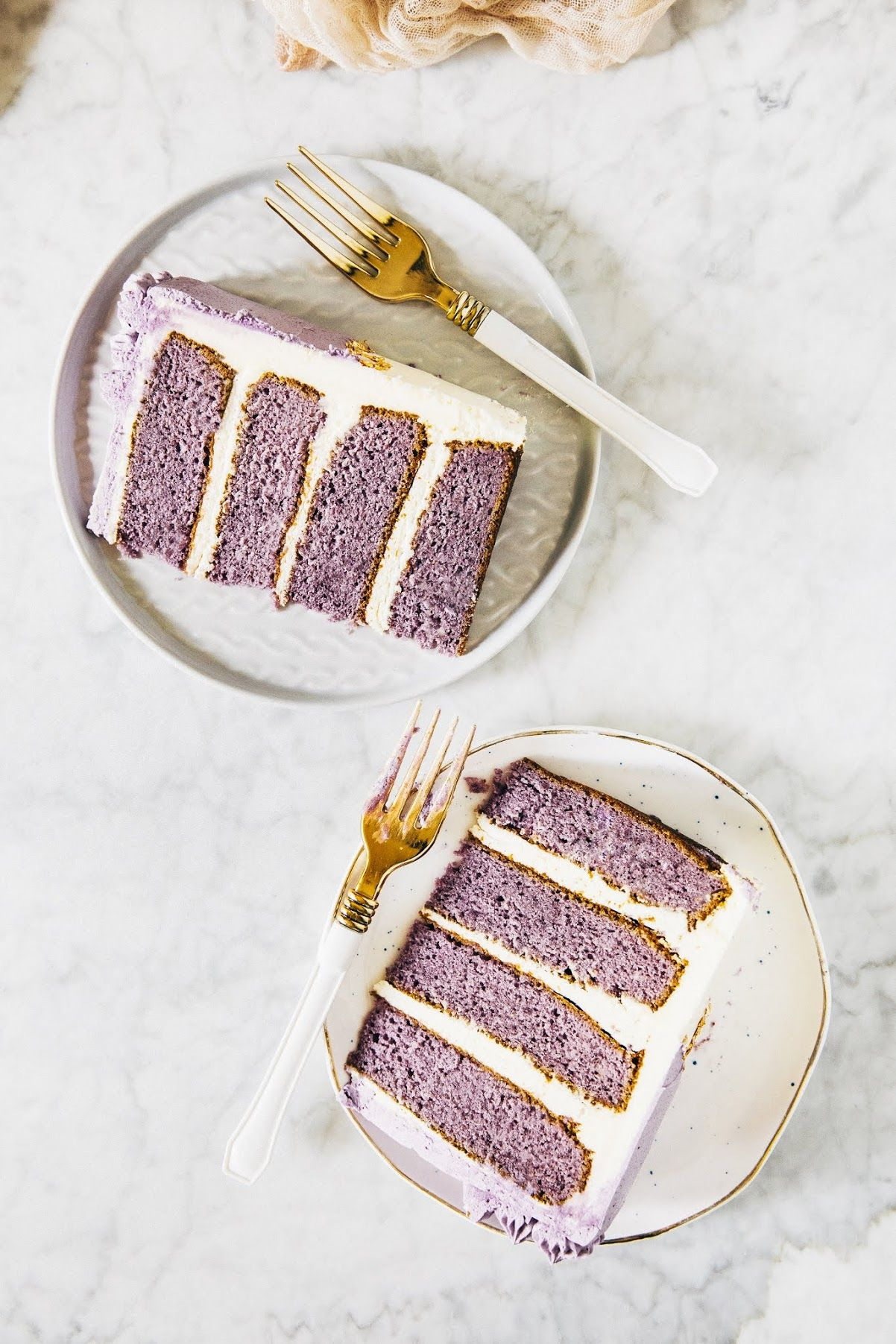 Ube Layer Cake Recipe Layer Cake Recipes No Bake Cake
