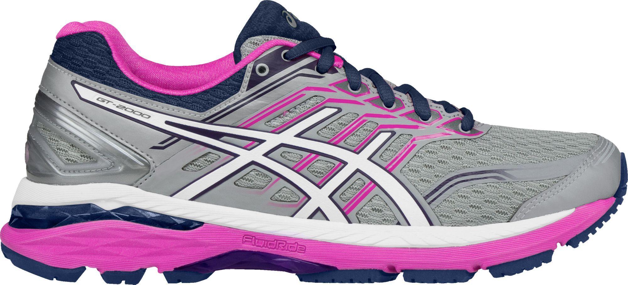 Asics Women's GT-2000 5 Running Shoes, Size: 11.0, Gray ...