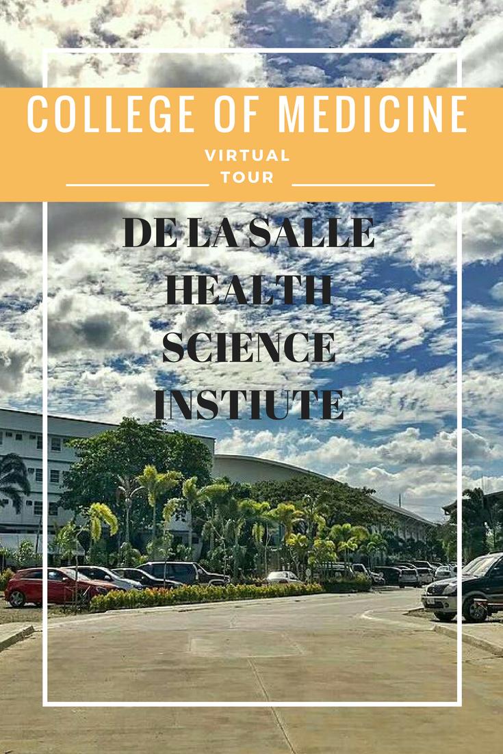 College of Medicine Virtual Tour De La Salle Health