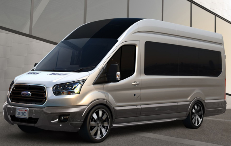 Ford Transit 2020 Specifications Engine And Review