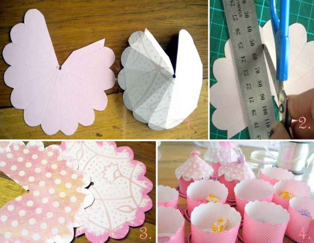Cajas Con Bombones Para Baby Shower | Manualidades Para Baby Shower