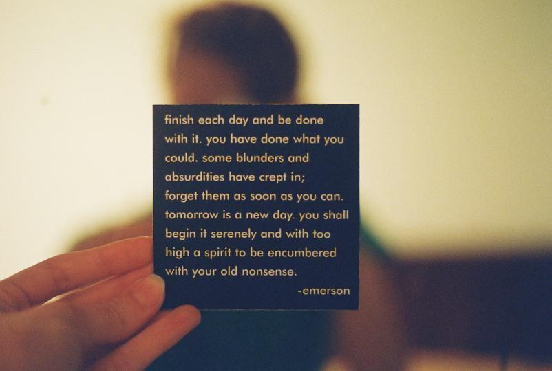 Hanya Kamu Yang Bisa Menyelamatkan Dirimu Sendiri