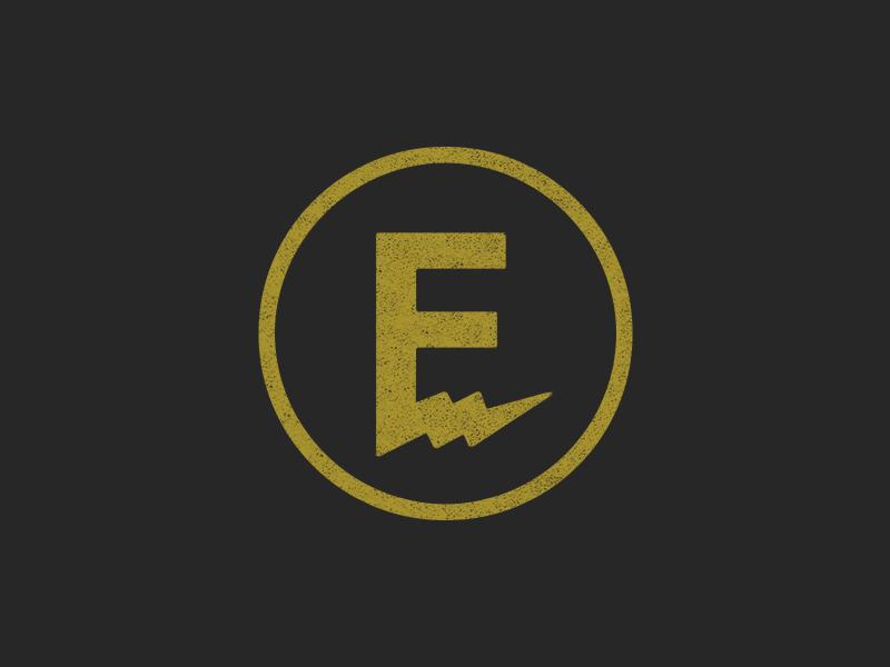Cool E Idea Logo Pinterest Logo Ideas And Logos