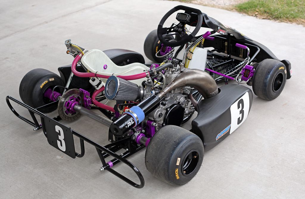 I so miss building karts with my dad and racing them on the dirt ...