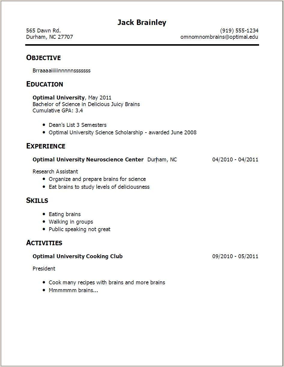 Fresher Resume Format For Bpo In 2020 Job Resume Examples Job