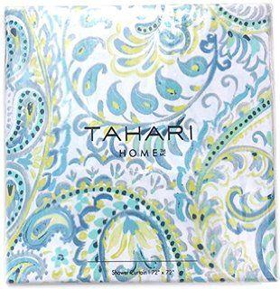 White Blue Green Shower Curtain Google Search Blue White