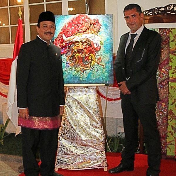 Celebração 70º Aniversário República Indonésia | Celebration 70th Anniversary Indonesian Republic
