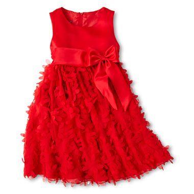 Princess Faith Petal Dress Girls 4 16 Jcpenney Flower