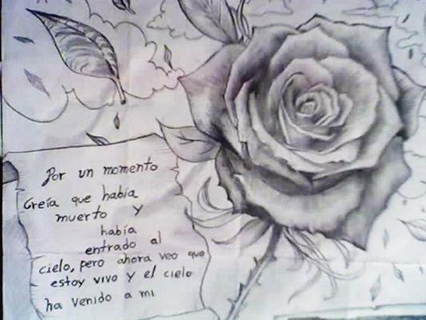 Imágenes Con Frases Chidas Para Celular De Amor Románticas: Resultado De Imagen Para Dibujos A Lapiz De Amor