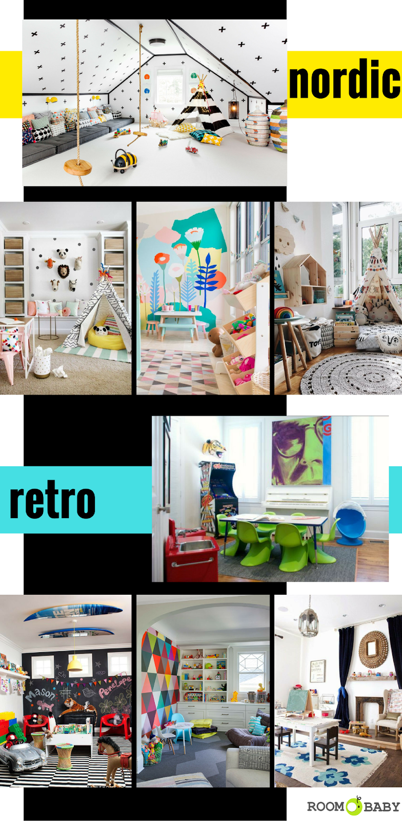 roomobaby* blog: 16 unique playrooms