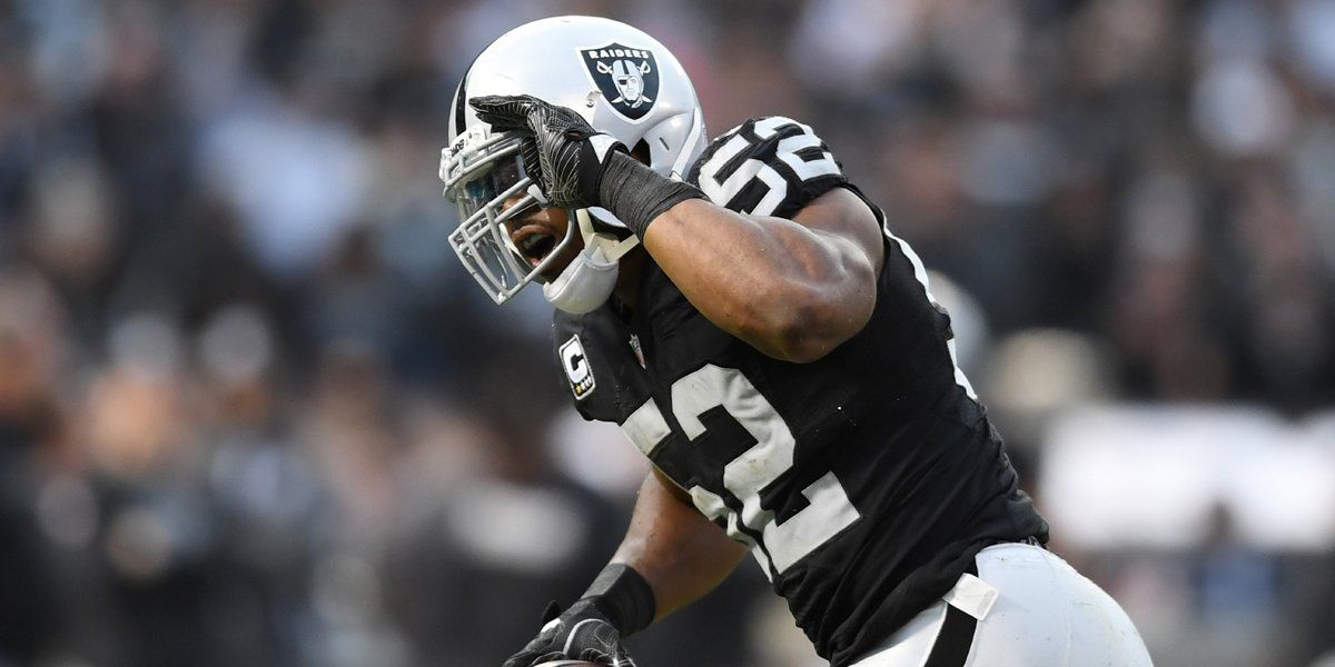 Khalil Mack Signs Game Changing 141 Million Contract Hours After Being Traded To The Chicago Bears Chicago Bears Six Pack Abs Mack