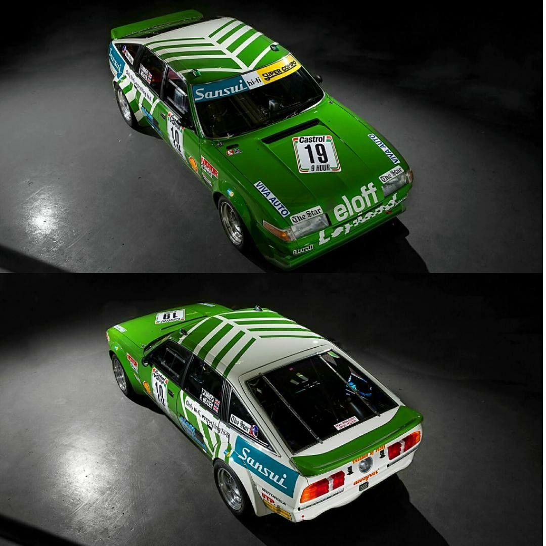 1981 rover sd1 group 2 touring car car toy car touring pinterest