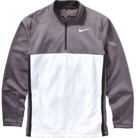 nike 1 4 zip pullover. nike men\u0027s therma-fit quarter-zip golf pullover | dick\u0027s sporting goods 1 4 zip