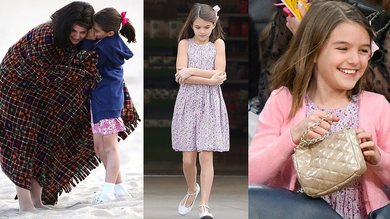 "Tom Cruise's Daughter ""Suri Cruise"" 2017 [She's grown up ..."