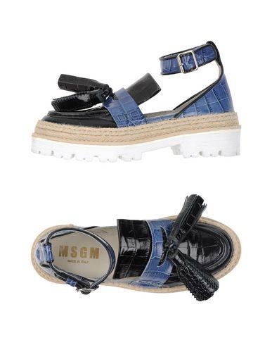 MSGM Espadrilles. #msgm #shoes #エスパドリーユ