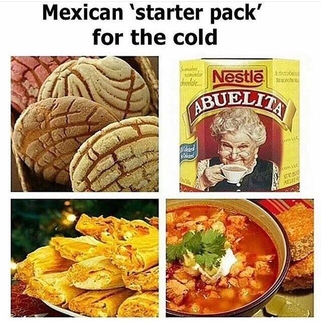 Para El Frio Mexican Starters Mexican Food Recipes Authentic Mexican Food Recipes