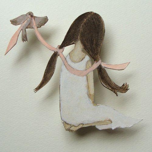 umla:I tie my hair by Kitchen-kiki on Flickr.