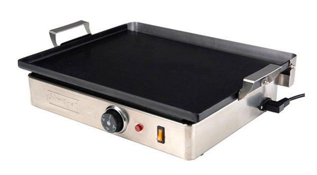 Plancha électrique Simogas DP45 pour des grillades en intérieur ...