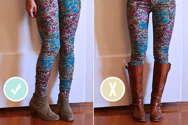 Übergrößen-Outfits mit Ankle Boots | Stiefeletten vs. kniehohe Stiefel #skinnyjeansandankleboots