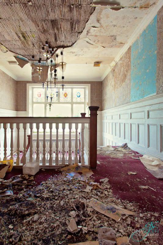 Summerlands Nursing Home 2012 and 2011 - Derelict Places