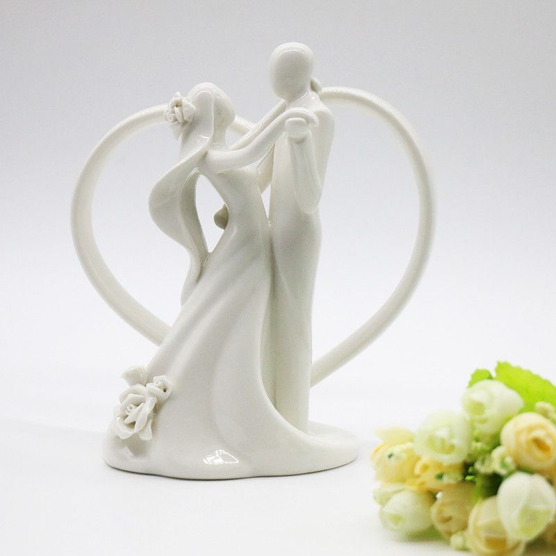 Cake Topper Figure /Figurine (Wedding Dance Waltz /Hugging